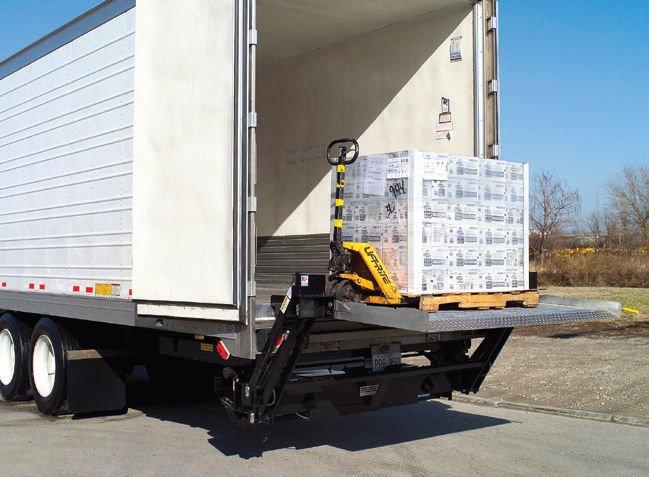 liftgate trailer